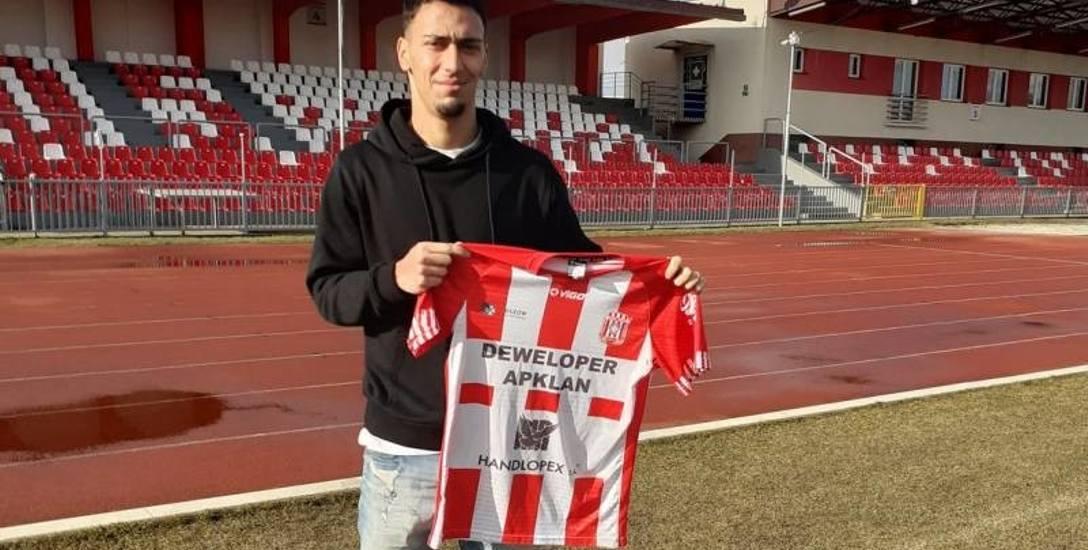 Resovia jest pierwszym klubem Davida Andronica w Polsce