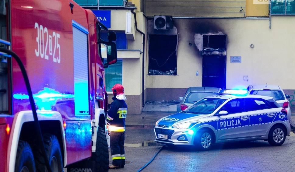 Film do artykułu: Pożar w Szczecinie przy ul. Jasnej. Nie żyje jedna osoba, dwie ranne [ZDJĘCIA]