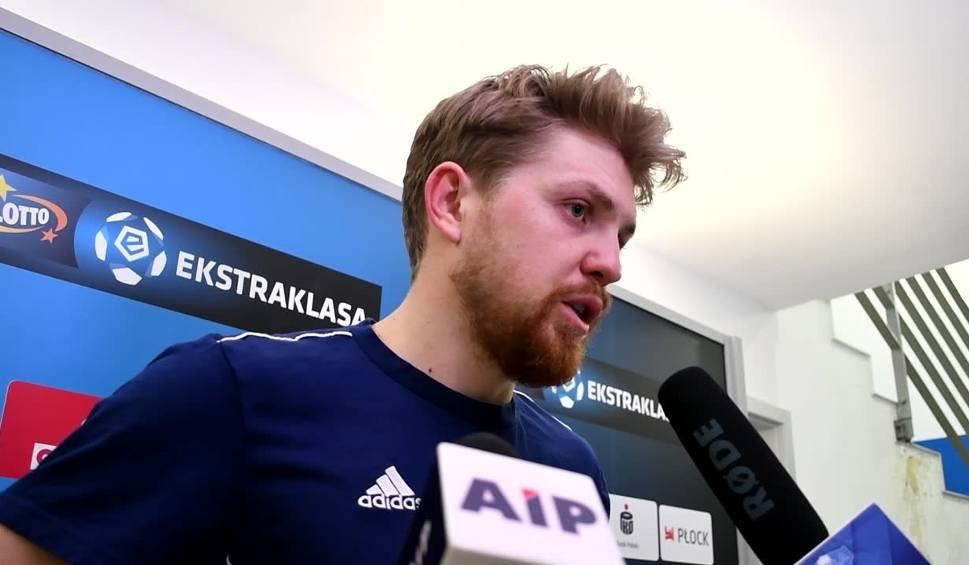 Film do artykułu: Dominik Furman po meczu Wisła Płock - Korona Kielce: Było widać, że graliśmy z nożem na gardle [WIDEO]
