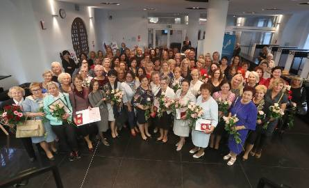 Wielka gala Kobieta Roku za nami. Danuta Szyksznian-Ossowska podwójną laureatką. Gratulujemy! [ZDJĘCIA, WIDEO]