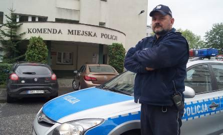Dzielnicowy z Jastrzębia chce pomagać ludziom