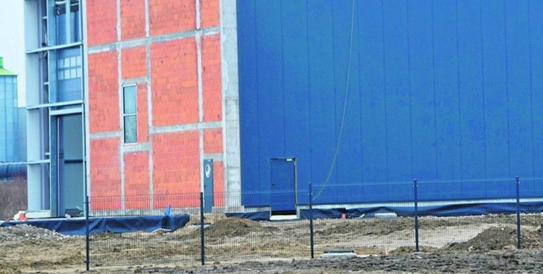 Miasto zamierza sprzedać kolejne dwie działki w tzw. strefie przemysłowej - obok budowanej obecnie hali