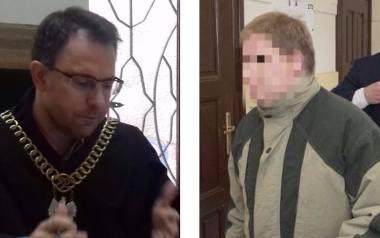 Sędzia Piotr Gensikowski: - Okolicznością obciążającą dla Pawła Ł. było m.in. to że czynów dopuścił się na chłopcach, którzy mieli od niespełna od sześciu
