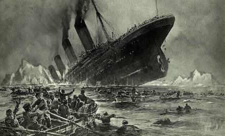 Masoni mogli skierować śledztwo w sprawie Titanica na ślepe tory. Upubliczniono tajne archiwa/© Domena publiczna/Wikipedia