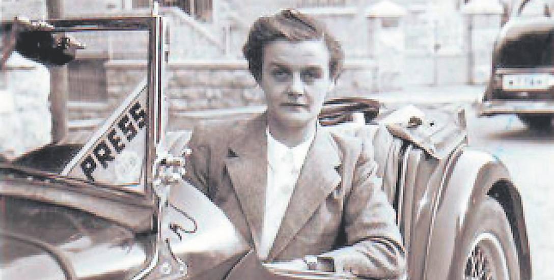 Clare Hollingworth (10 października 1911 - 10 stycznia 2017) znała się doskonale na wojskowości, przeszła także kurs pilotażu