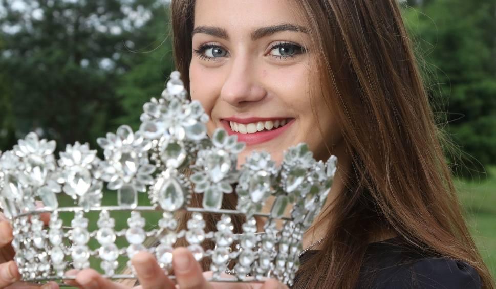 """Film do artykułu: Patrycja Pabis po koronę Miss Polski Nastolatek sięgnęła ... """"śmiało"""""""