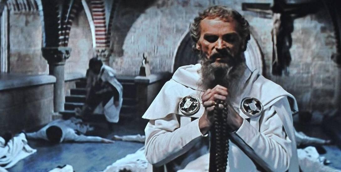 Fałszywi i podstępni. Tacy byli Krzyżacy u Sienkiewicza i tak ich przedstawił Aleksander Ford w ekranizacji powieści.