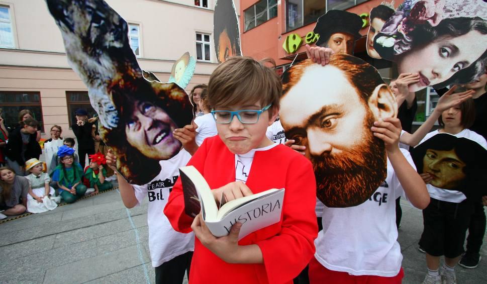 Film do artykułu: Festiwal Teatru Młodych Dziatwa 2017 na Pietrynie [ZDJĘCIA]