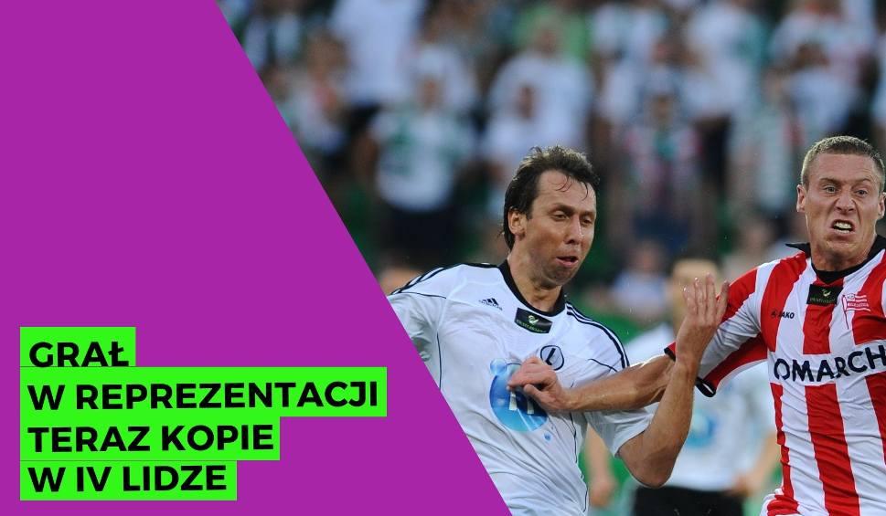Film do artykułu: Kiedyś w Ekstraklasie, teraz grają w niższych ligach | TOP Sportowy24