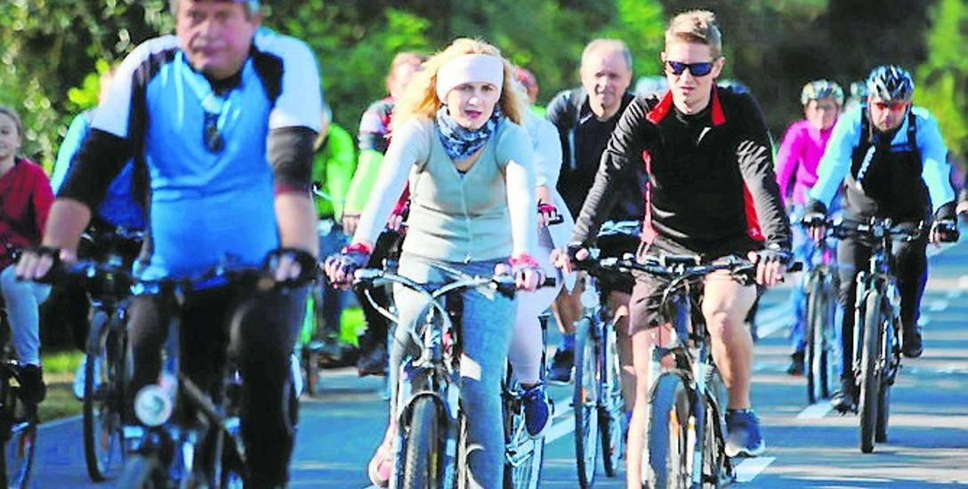 Jaworznianie  pokochali swoją rowerową autostradę