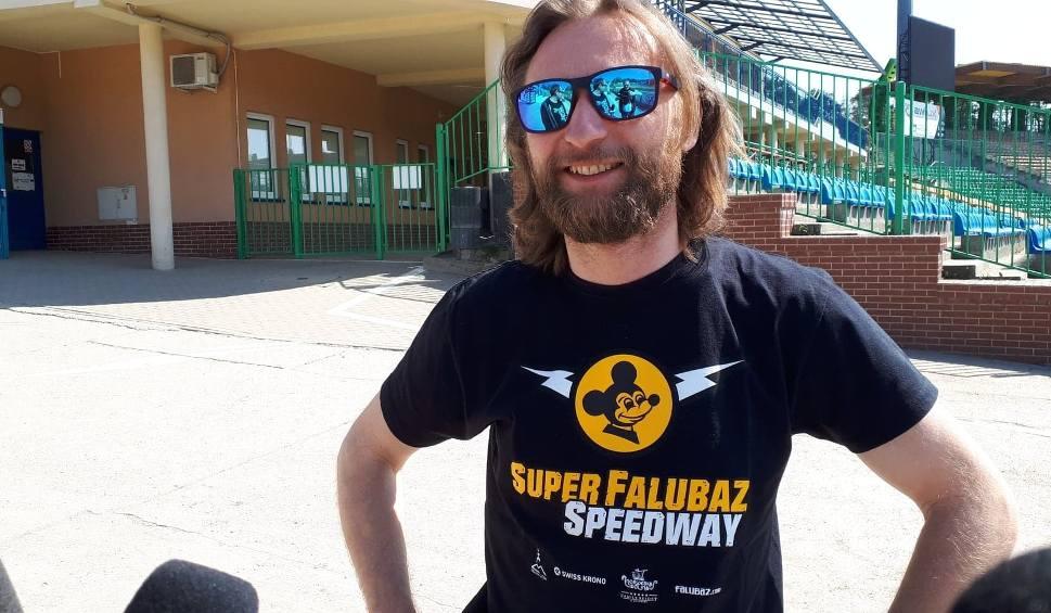 Film do artykułu: Trener Falubazu Adam Skórnicki: Wynik Unii powoduje delikatne drżenie kolan [WIDEO]