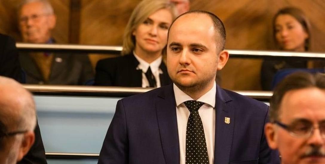 Dariusz Matecki z koronawirusem, odwołana sesja, radni w kwarantannie