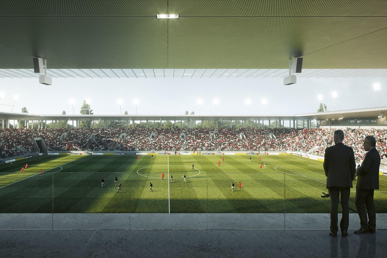 Tak ma wyglądać nowy stadion Polonii Warszawa [ZDJĘCIA]