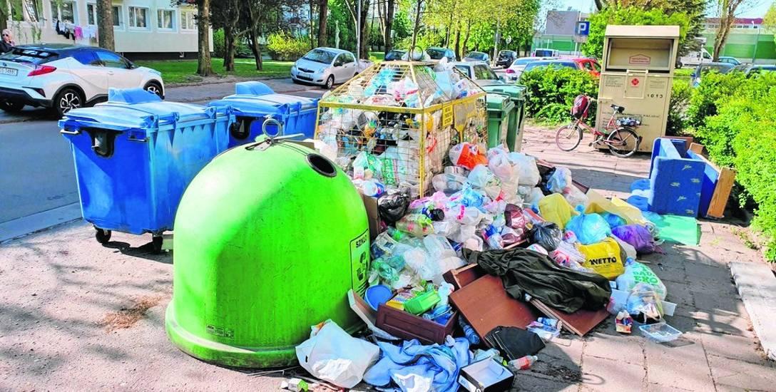Śmieciowe dylematy słupskich władz budzą obawy części mieszkańców miasta. Potrzebny jest jednak nowy pomysł