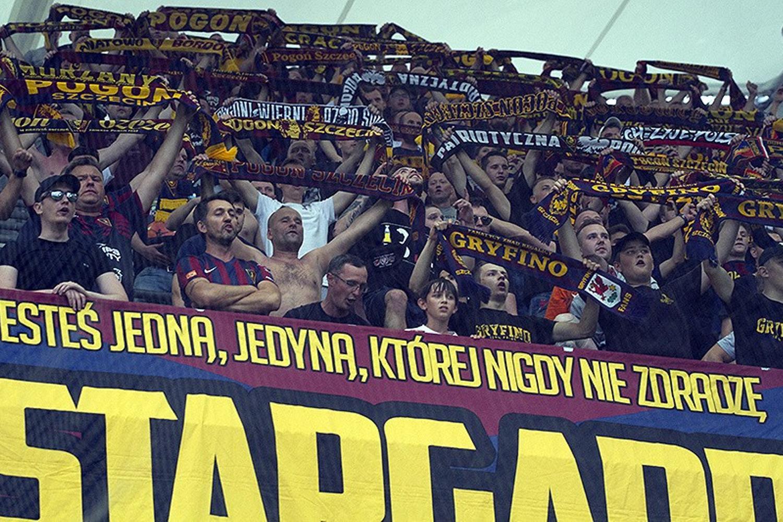 Zdjęcia z meczu Legia Warszawa - Pogoń Szczecin [GALERIA]