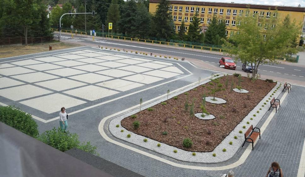 Film do artykułu: Nowy plac w Stąporkowie nie tylko dla artystów