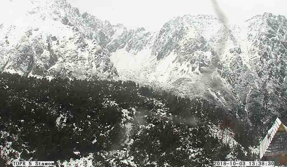 """Film do artykułu: Uwaga na trudne warunki w górach. """"Planując wędrówki, zabierajmy ze sobą zdrowy rozsądek"""""""