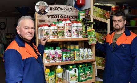 Ekologiczne produkty do uprawy roślin produkowane są przez dżdżownice kalifornijskie z największej w Polsce hodowli