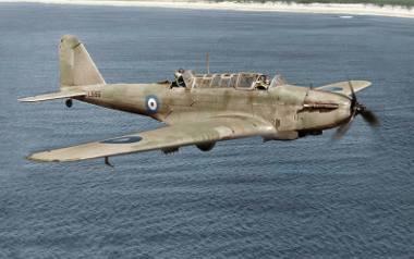 Bombowiec Fairey Battle