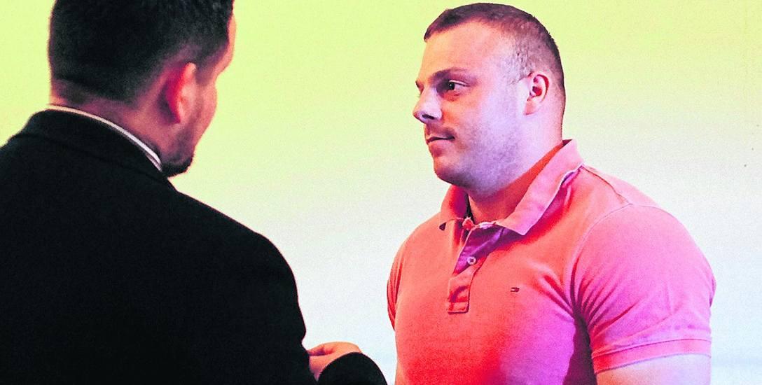 Adrian Zieliński walczy o odzyskanie swojego dobrego imienia i o szansę na powrót do zawodowego uprawiania sportu. Póki co, jest w trakcie odbywania
