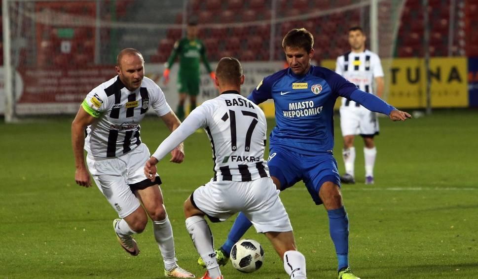 Film do artykułu: Fortuna 1 Liga. Gładkie zwycięstwo Sandecji nad Chojniczanką
