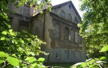 Za dwa lata pałac w Baranowicach odzyska dawny blask