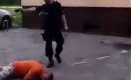 Ostra awantura w Szczecinie. Policjant użył paralizatora