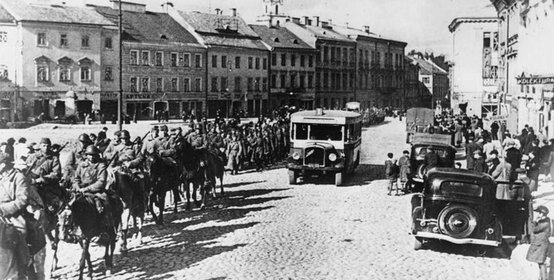 Wkroczenie Armii Czerwonej do Wilna, 19 września 1939