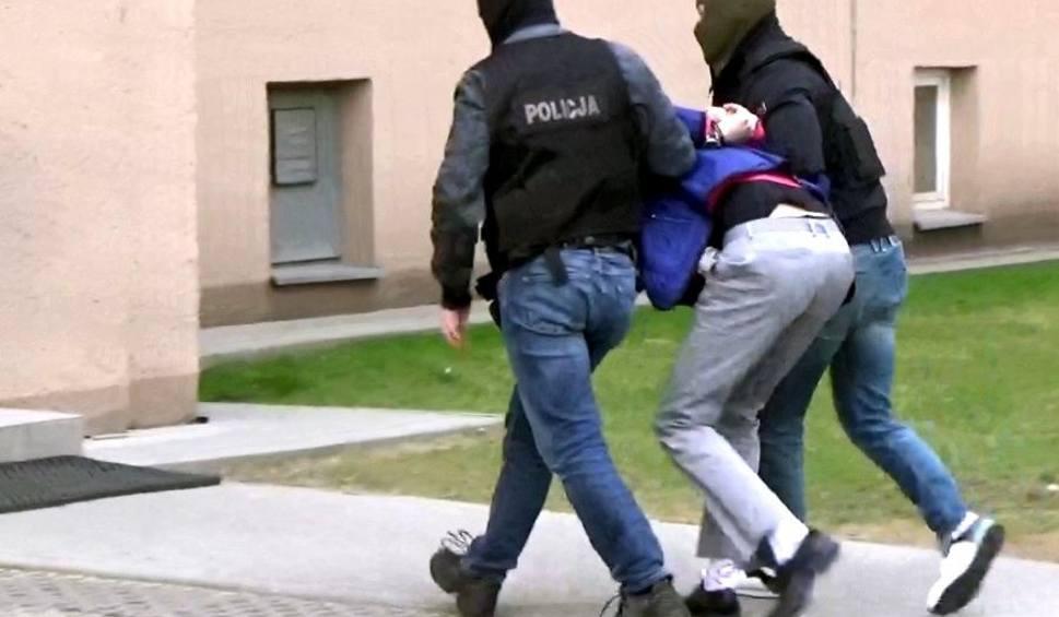 Film do artykułu: Poszukiwany listem gończym zatrzymany w Rzeszowie