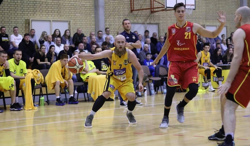 Film do artykułu: Koszykówka. Lider z Białegostoku poskromił radomską młodzież