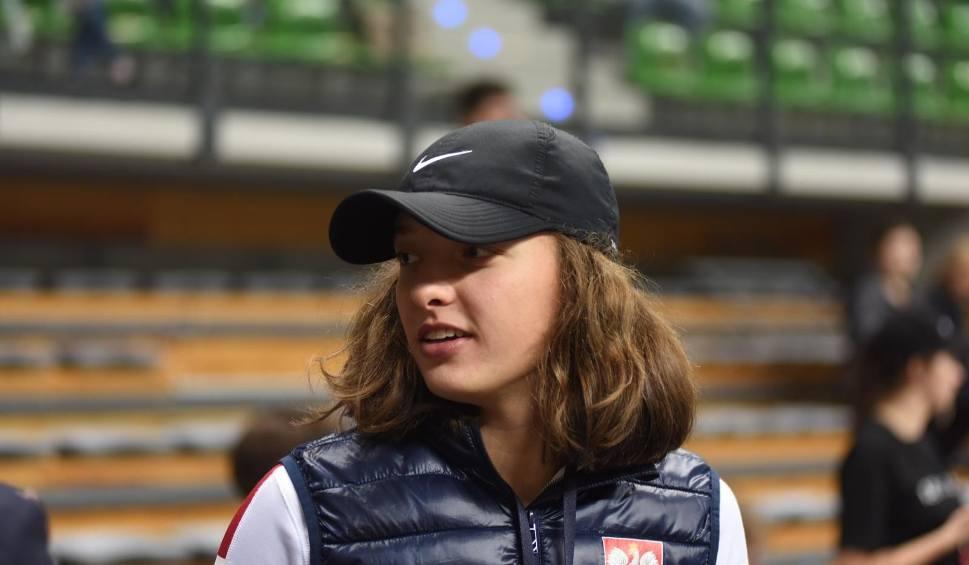 Film do artykułu: WTA Lugano. Życiowy sukces Igi Świątek - pierwszy półfinał, pierwsza setka WTA i kwalifikacja do Roland Garros. Fibak i Boniek pod wrażeniem