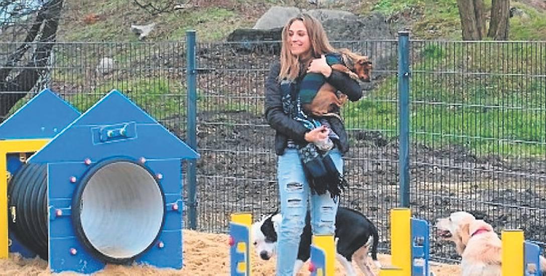 Dzięki budżetowi obywatelskiemu na os. Manhattan powstanie wybieg dla psów. Pierwszy pojawił się blisko os. Kasprzaka