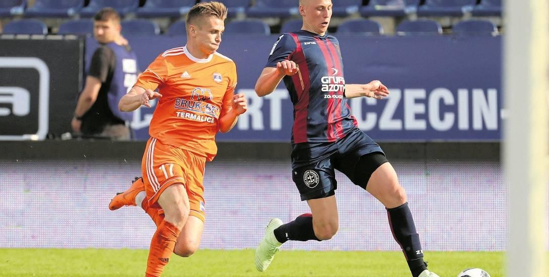Jakub Piotrowski to był bohater transferowego lata w Pogoni. Genk wykupił go za ok. 2 mln euro