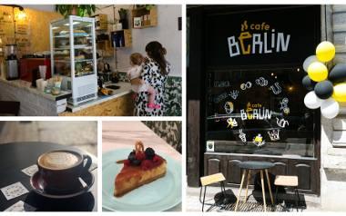 Nowa kawiarnia otworzyła się w centrum Szczecina. Lokal jest inspirowany Berlinem [ZDJĘCIA]