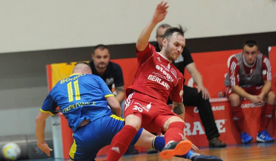 Film do artykułu: Futsal. Berland Komprachcice i Gredar Brzeg grają dalej w Pucharze Polski