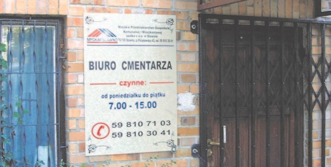 Jak do tej pory w sprawie afery cmentarnej prokuratura nikomu nie postawiła zarzutów. Śledztwo wciąż trwa