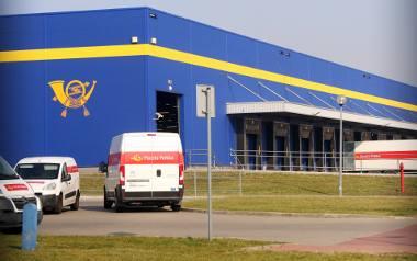 Paczki z Chin do Europy będą przechodzić przez Lublin. Poczta poszukuje pracowników