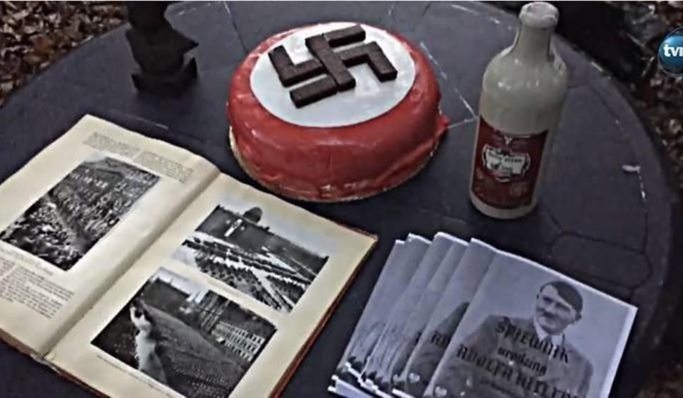 Film do artykułu: Akt oskarżenia za urodziny Hitlera: To nie było zdarzenie jednorazowe