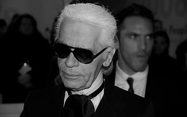 Karl Lagerfeld nie żyje. Projektant zmarł w wieku 85 lat.