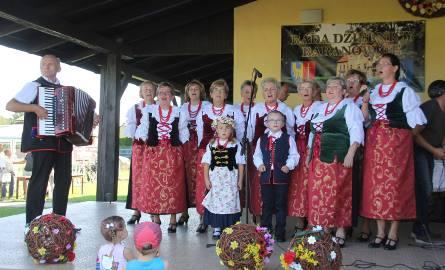 Mieszkańcy Baranowic bawili się na festynie dożynkowym