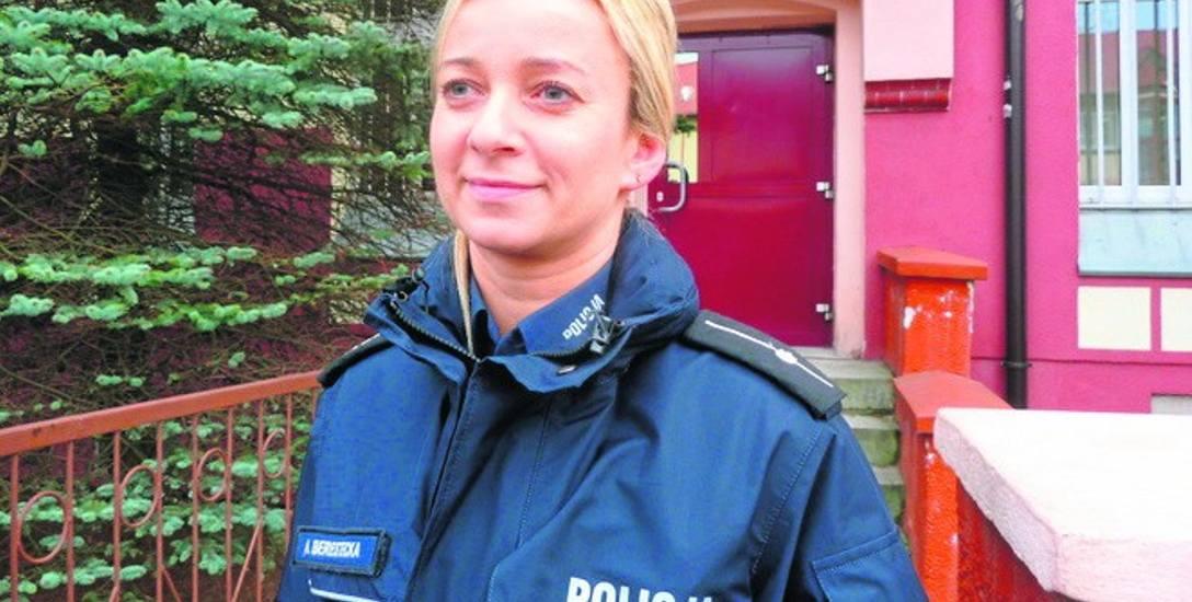 Aneta Berestecka, KPP Żary: Nie mamy z tą stroną nic wspólnego