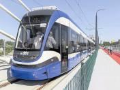 Nowy tramwaj już wycofany z ruchu