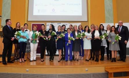 Kobiety przedsiębiorcze 2015 nagrodzone
