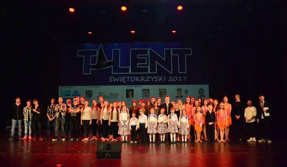 Film do artykułu: Talent Świętokrzyski 2017. Zobacz zapis transmisji z pierwszego półfinału [WIDEO, ZDJĘCIA]