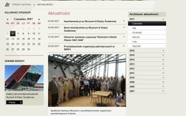 Muzeum II Wojny Światowej w Gdańsku. Kombatanci zaniepokojeni zmianami na stronie internetowej