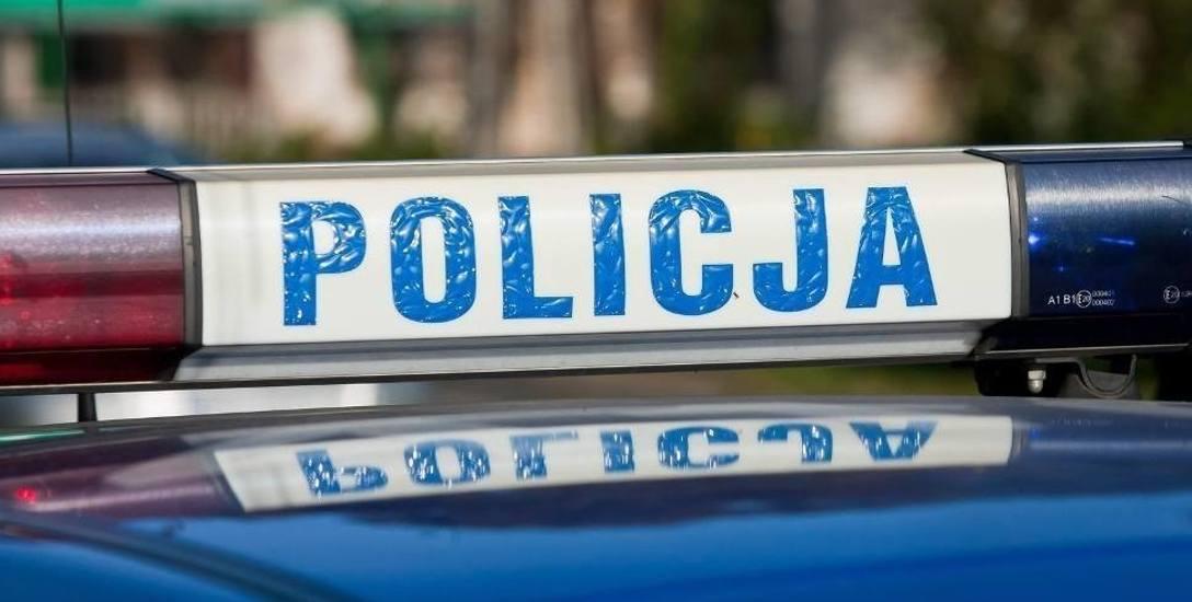 Zawiniątko z suszem znaleziono w kieszeni mieszkańca Skierniewic
