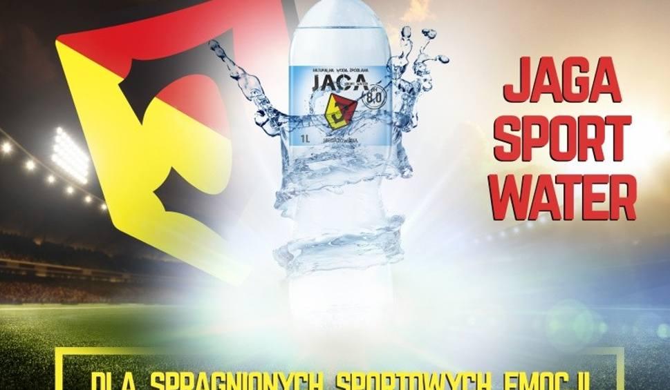 Film do artykułu: Jaga Sport Water. Jagiellońska marka już niedługo w sklepach