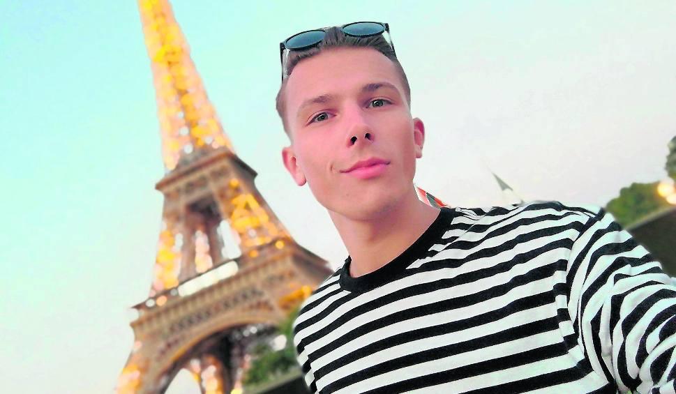 Film do artykułu: Michał Telega, student reżyserii rodem z Gorlic: marzę o twórczym Paryżu. Na razie z powodzeniem wystawia spektakle na deskach Akademii