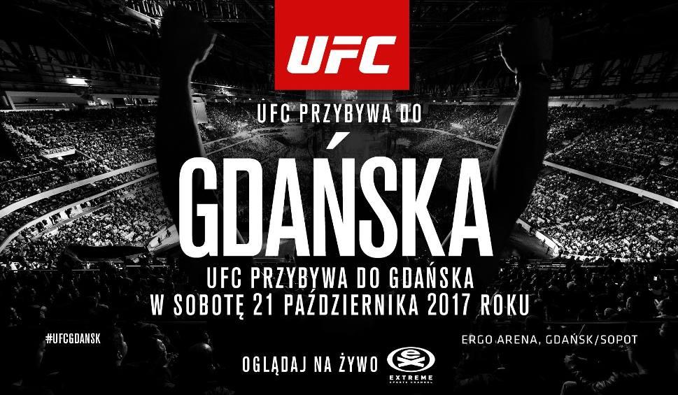 Film do artykułu: UFC powraca do Polski. Gala w Ergo Arenie 21 października
