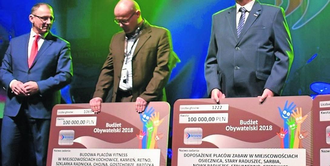 - Wszyscy już powoli myślą o propozycjach zadań do nowego budżetu obywatelskiego - mówi Leszek Fijałkowski (z prawej)